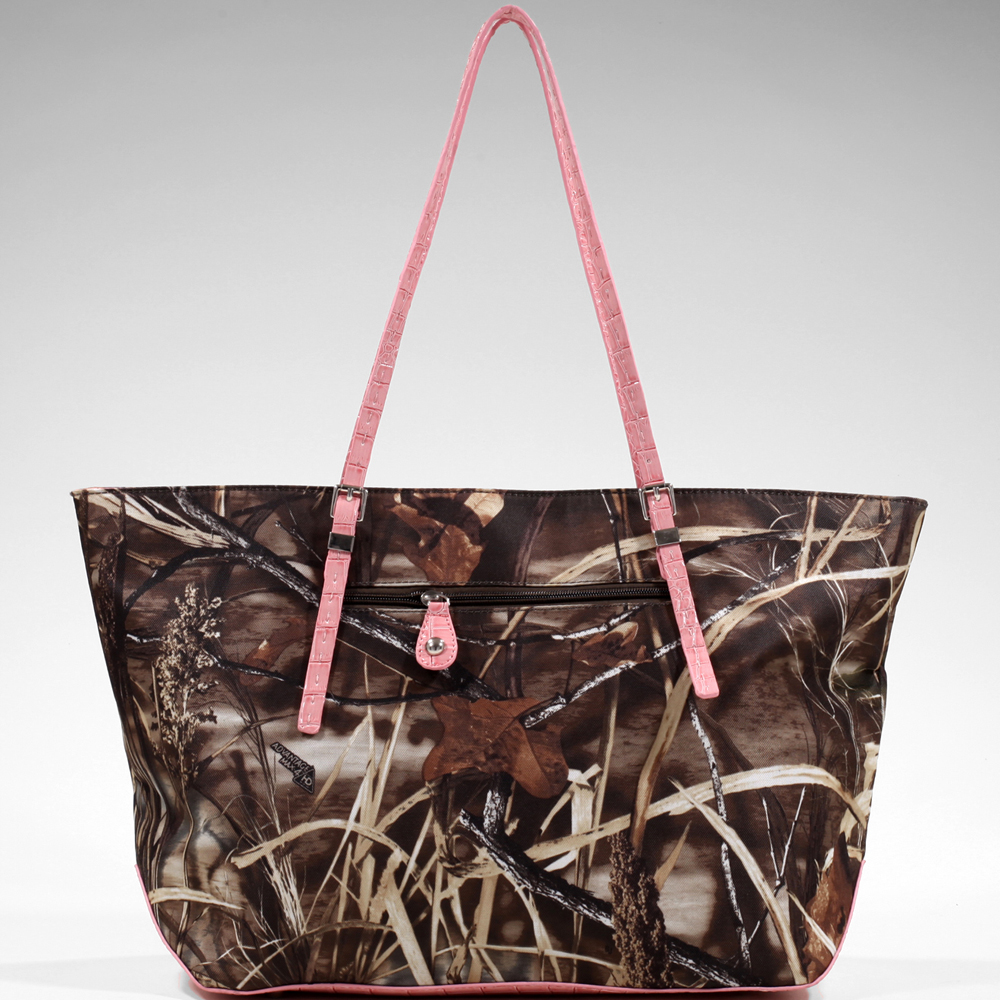 Realtree® Max-4 Camo Thin Handle Tote