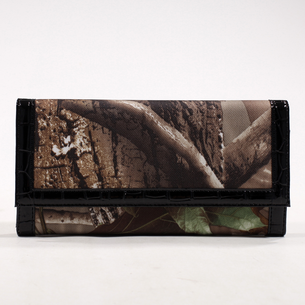 Realtree® APG Camo Folded Wallet
