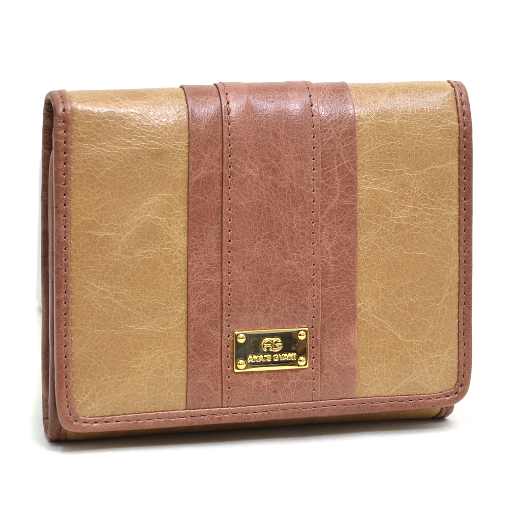 Anais Gvani® Marine Park Genuine Leather Wallet