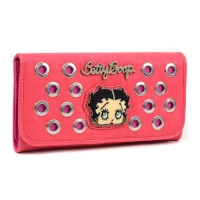Betty Boop® The Ringmaster Wallet