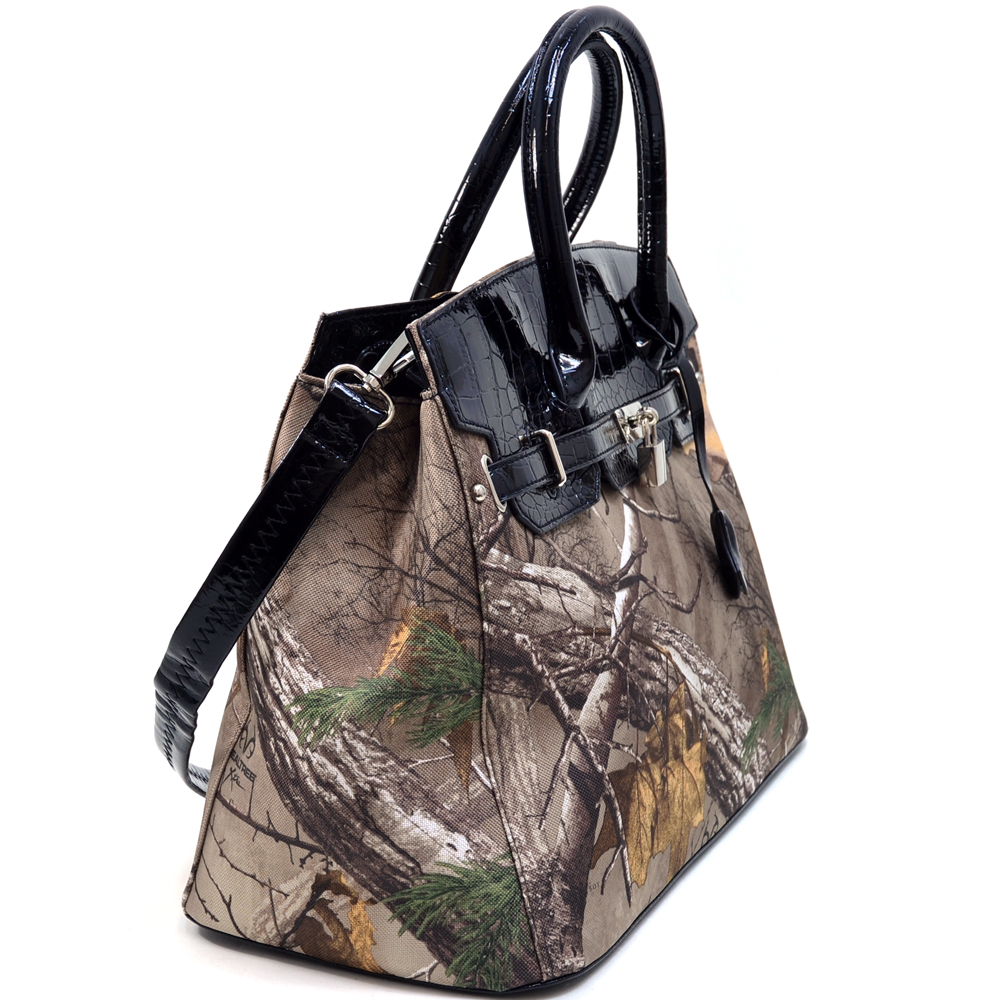 Realtree® XTRA Camo Croco Top Tote