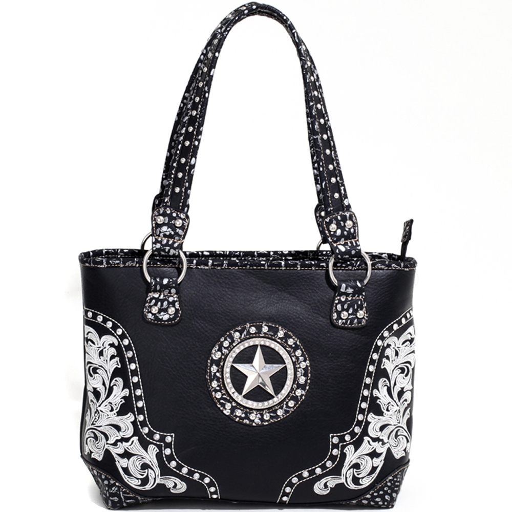 Rose of the Wild Bunch Star Tote