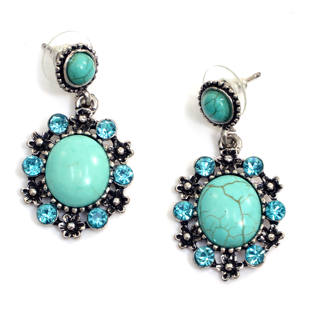 Portrait Earrings