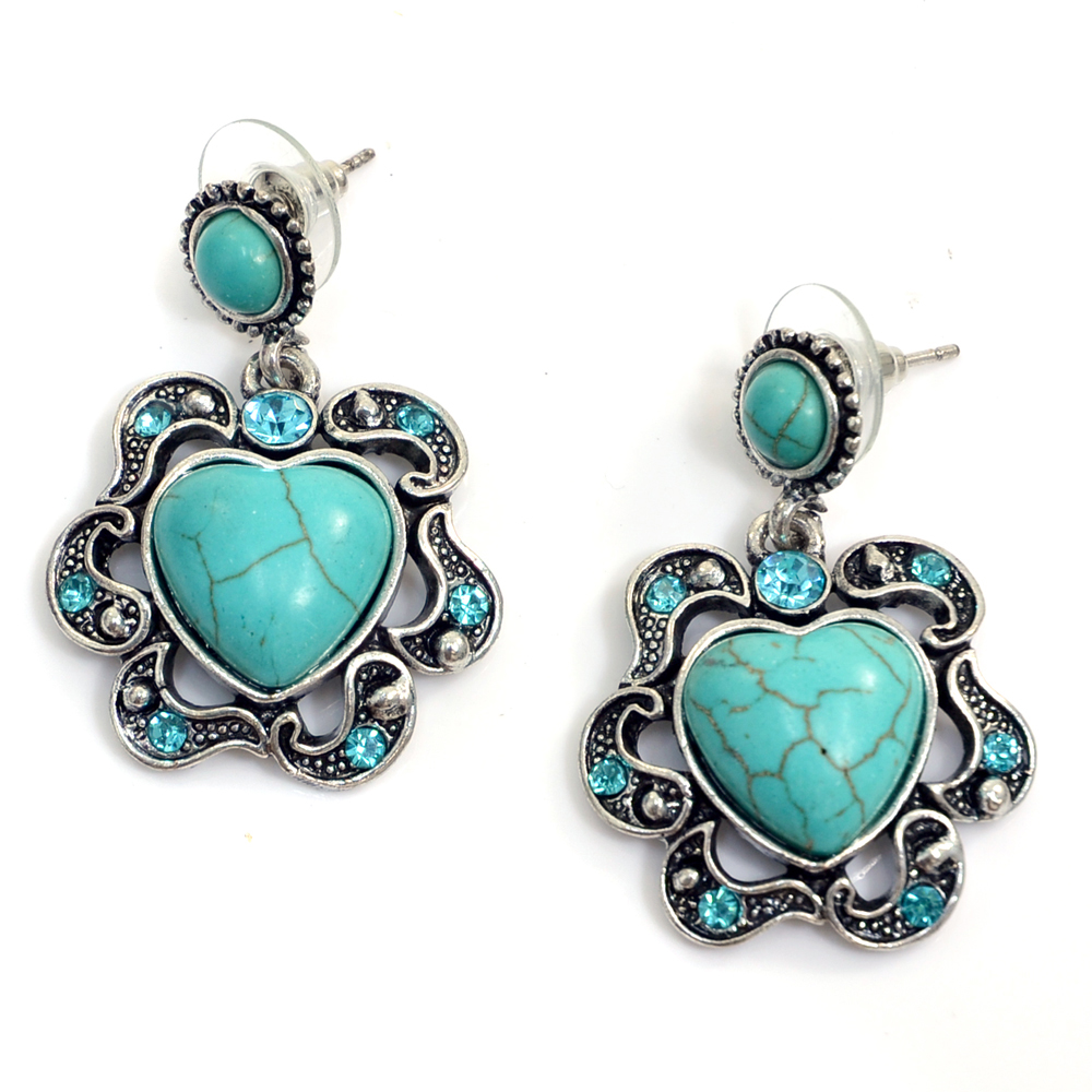 Heart Unity Earrings