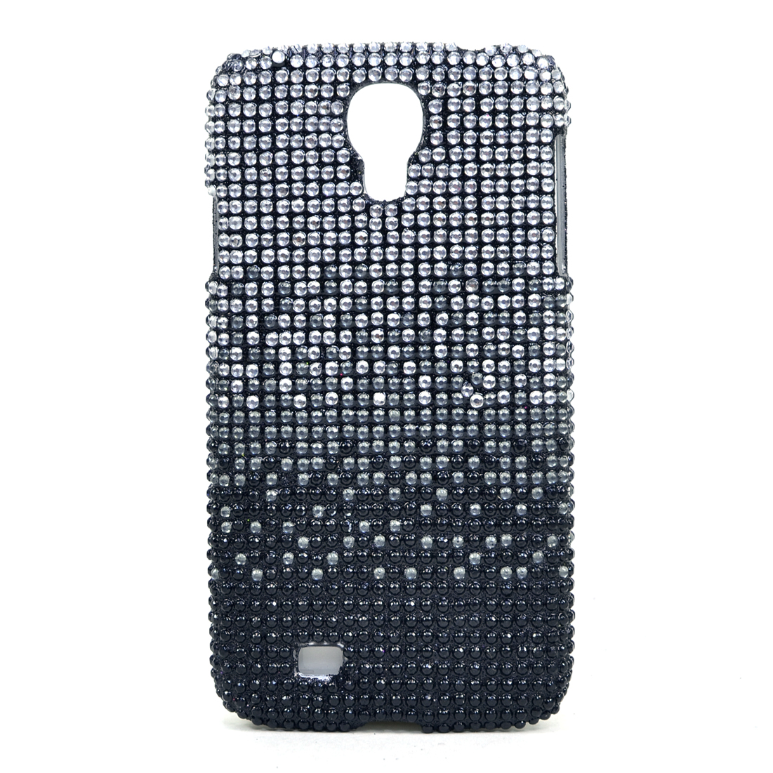 Dasein® Rhinestone Embellished Gradient Cell Phone Case for Samsung Galaxy S4
