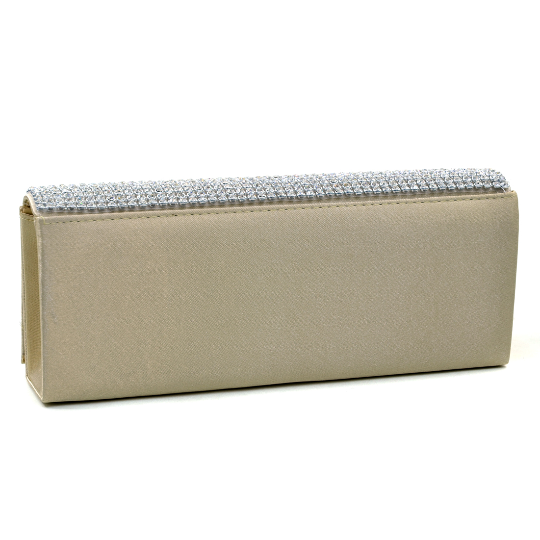 Dasein® Rhinestone Embellished Evening Clutch
