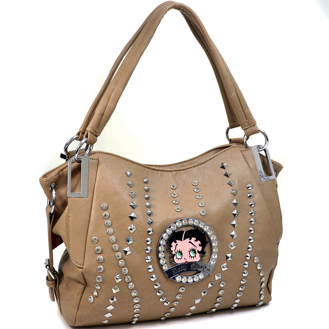 Betty Boop® Bling-Bling-Betty Mix Studded Hobo