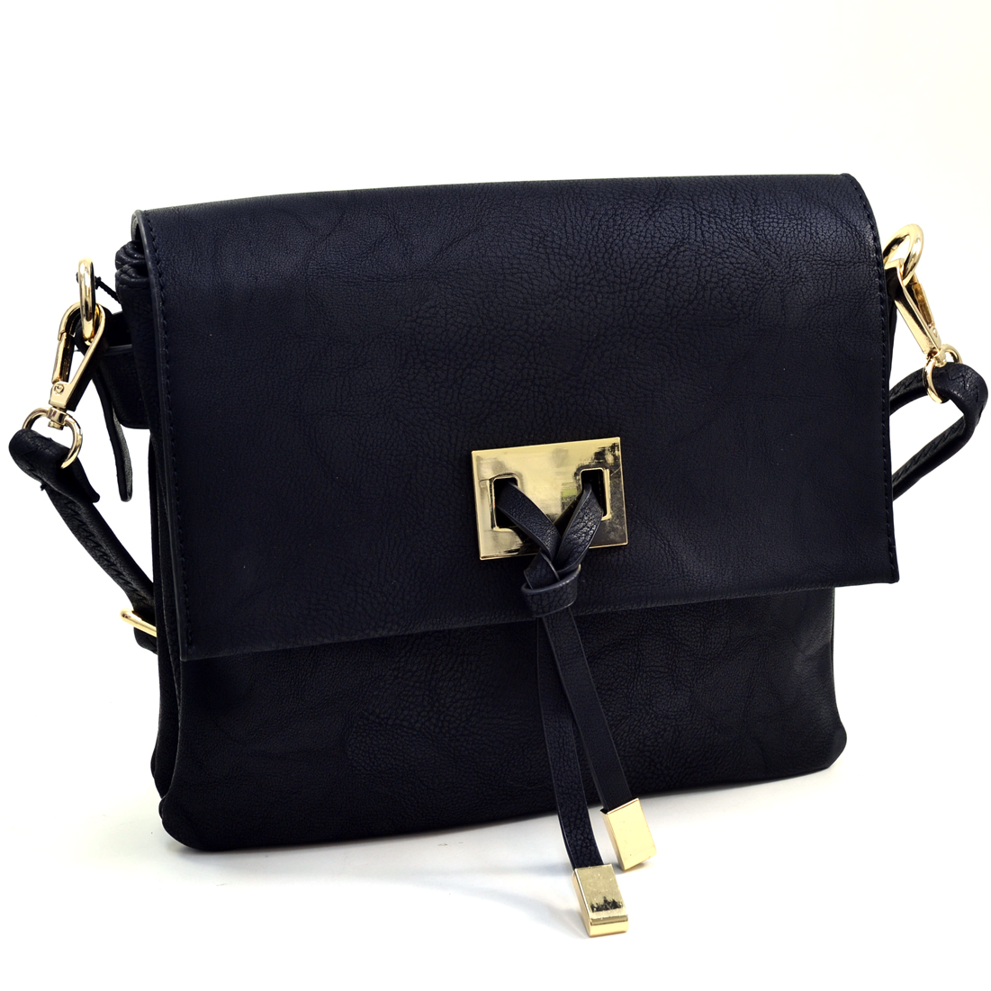 Isabelle® Classic Messenger Bag With Dual Compartments