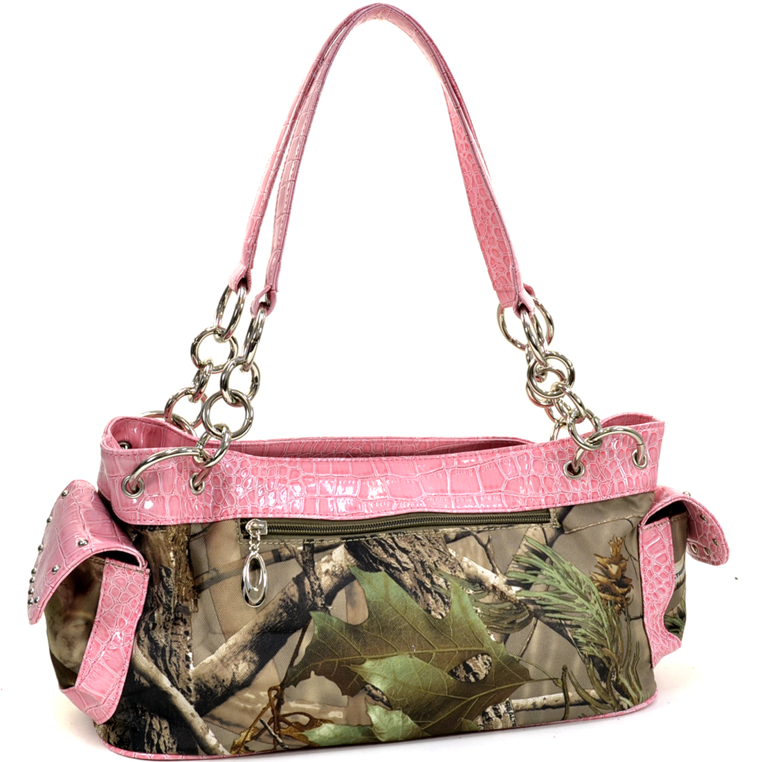 Realtree® APG Camo Chain Handle Shoulder Bag