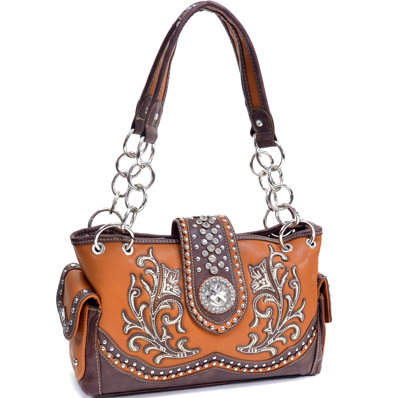 Montana West® Glory Concho Bag