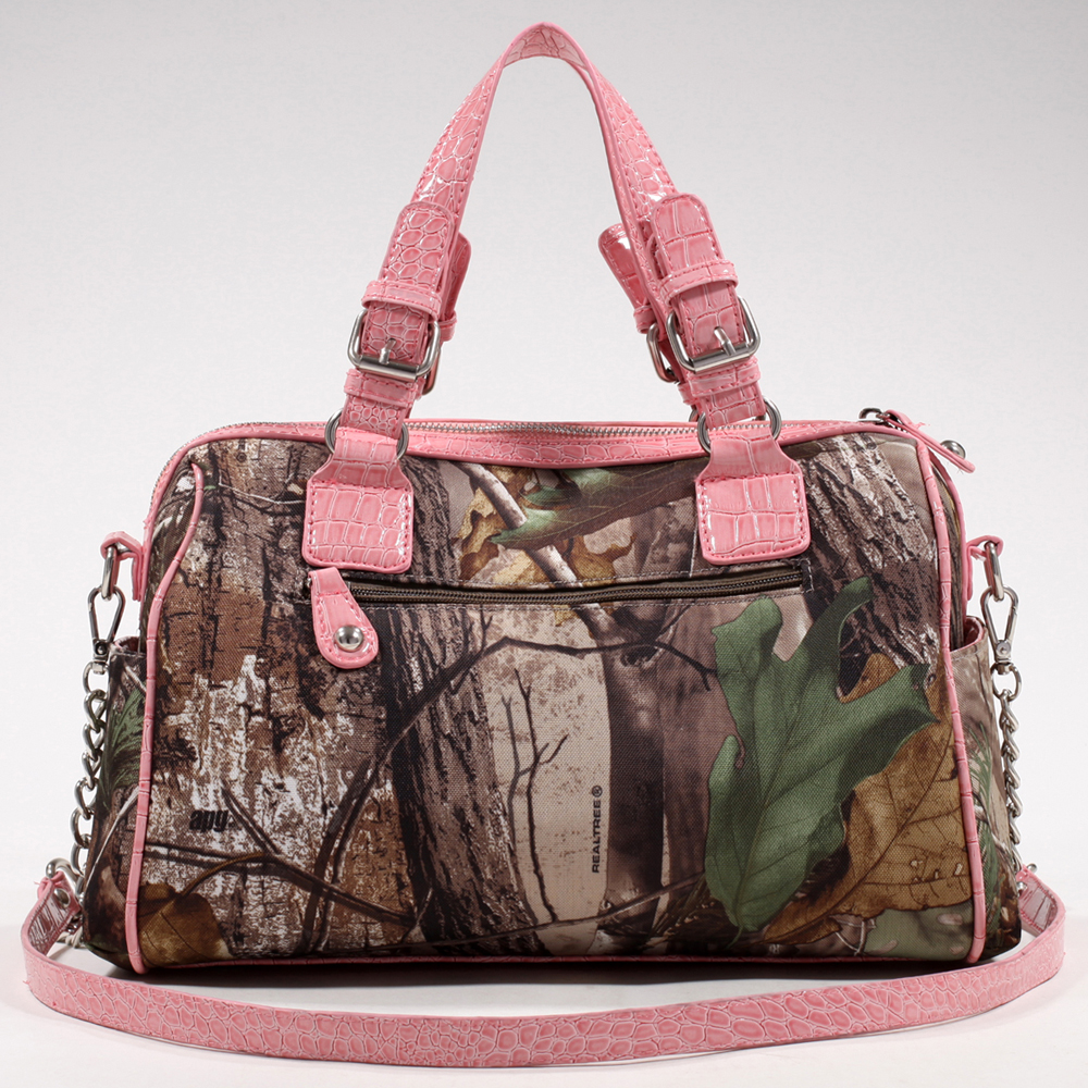 Realtree® Covey Chain Satchel