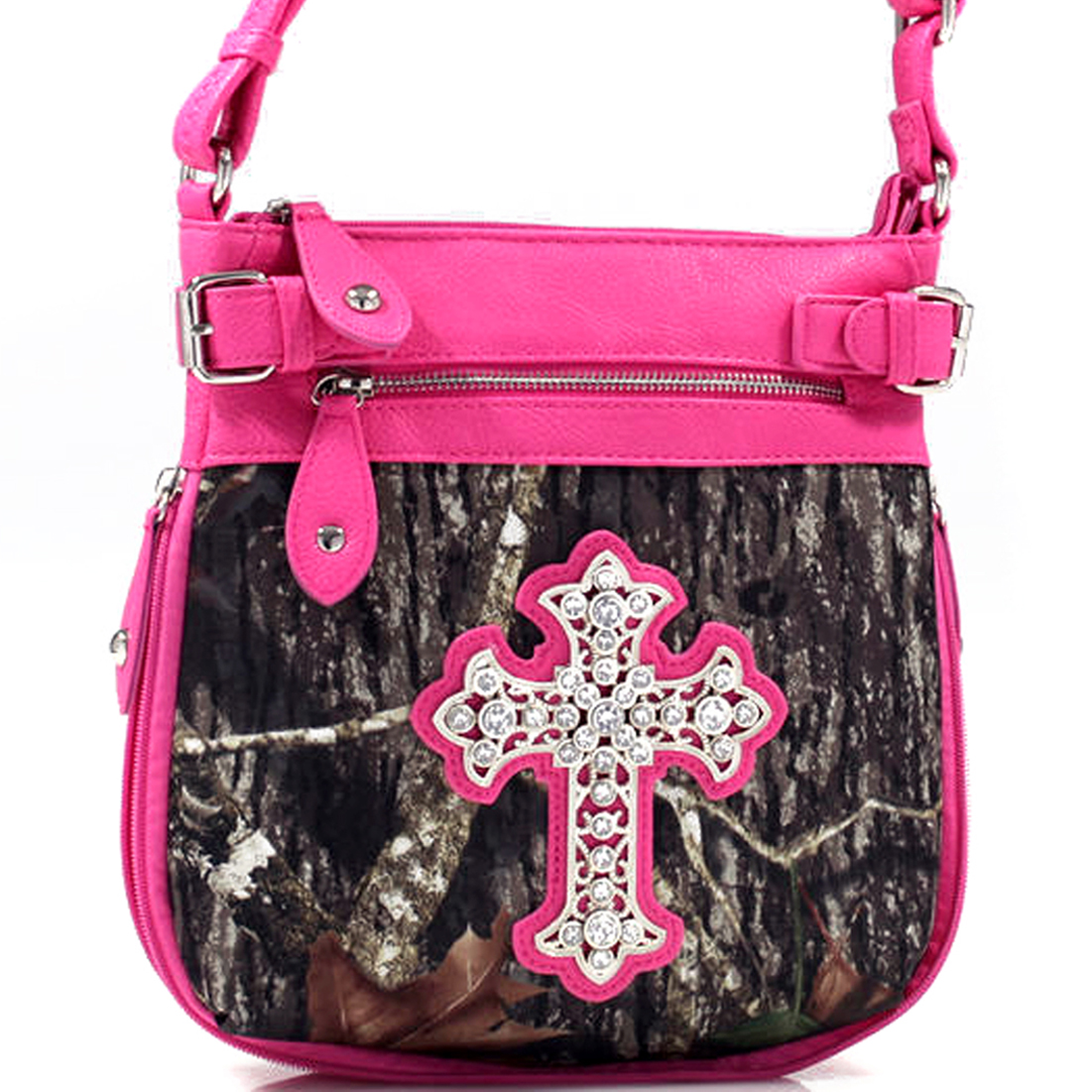 Mossy Oak® Elena Messenger Bag