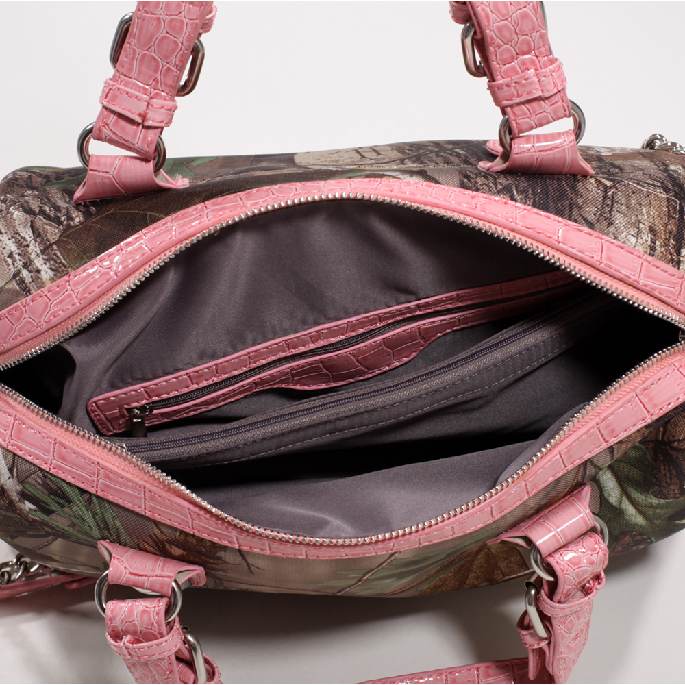 Realtree® APG Camo Convertible Satchel