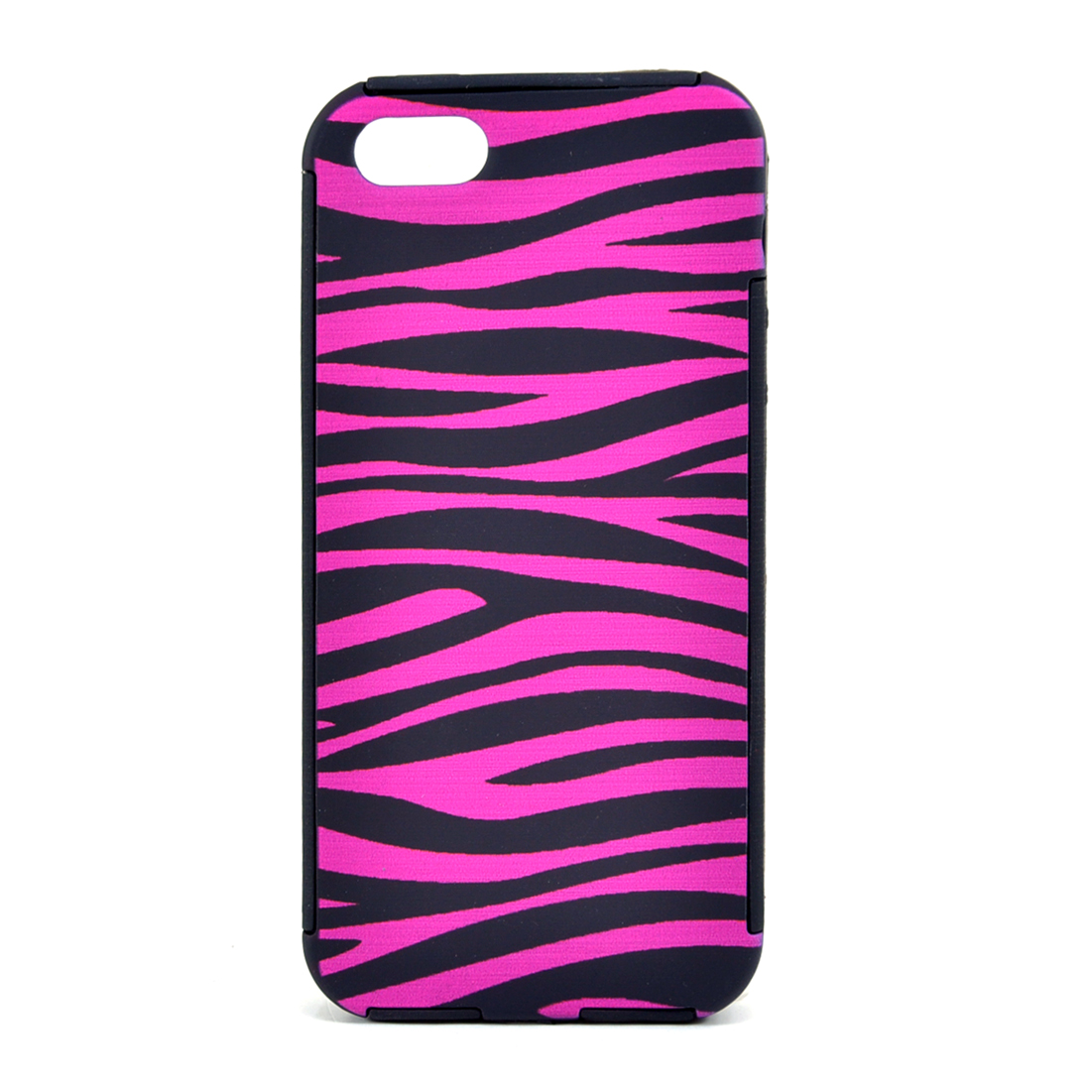 Dasein® Zebra Print iPhone 5 5s 5g Phone Case
