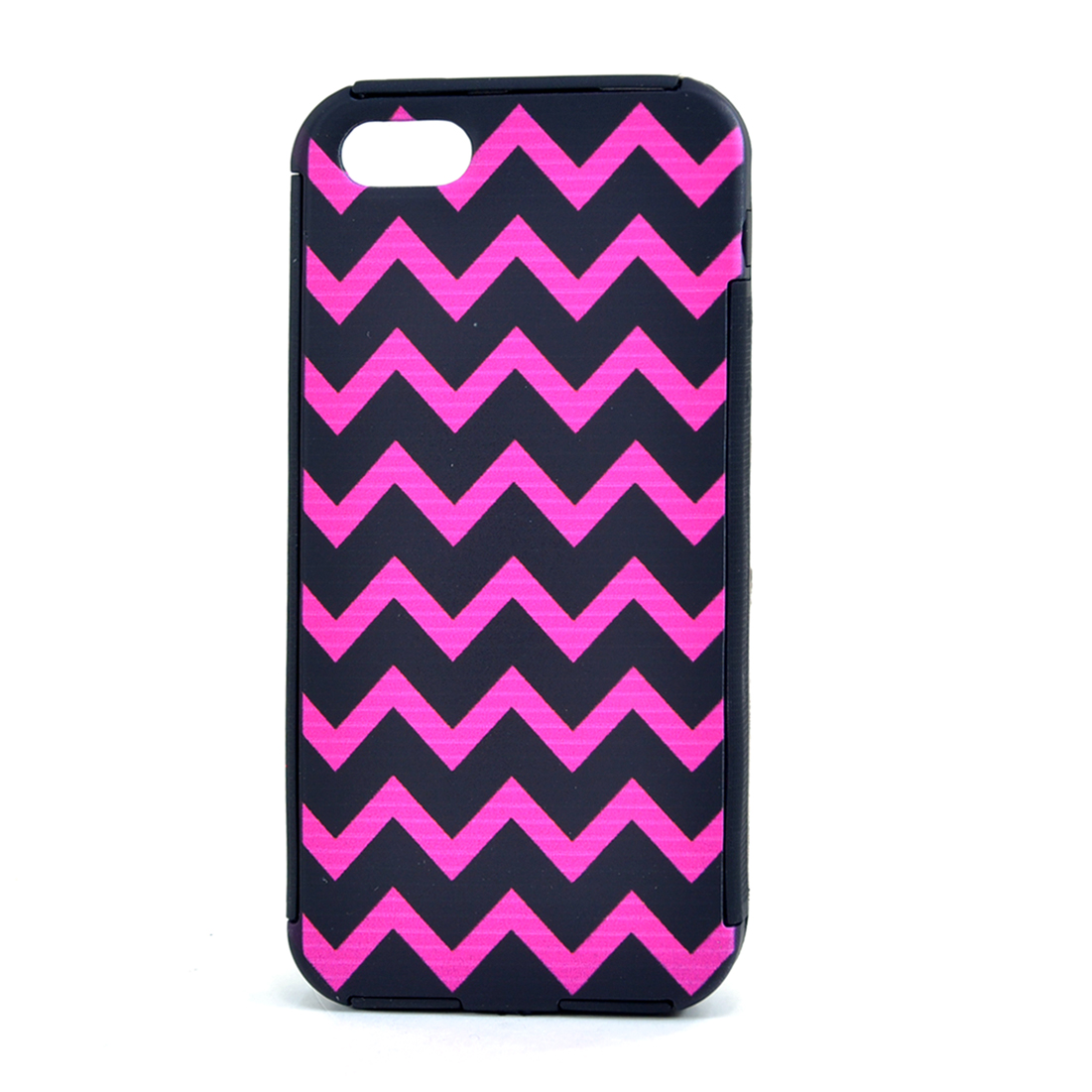 Dasein® Hardshell Chevron Print iPhone 5 Phone Case