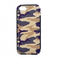 Dasein® Fashion Camo Print Phone Case for iPhone 5 5s 5c
