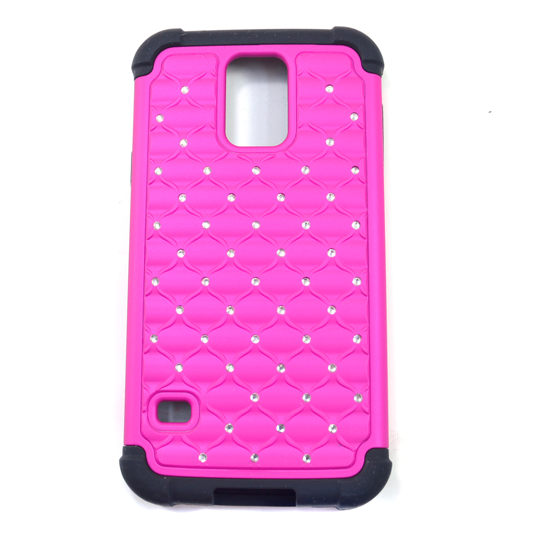 Dasein® Rhinestone Accent Case for Samsung S5 and iPhone 9600