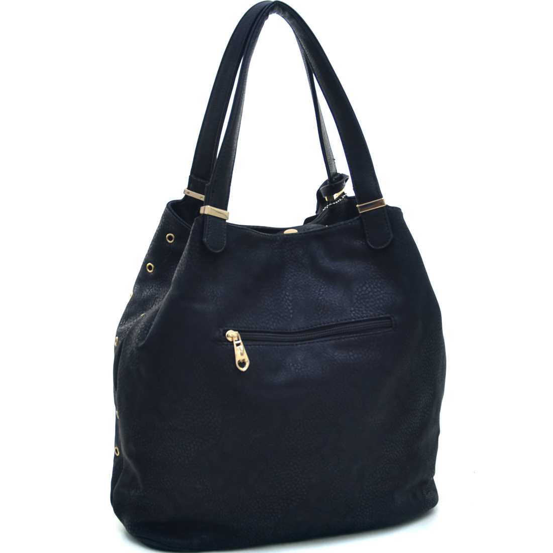 Dasein® Tall Punchout Shoulder Bag