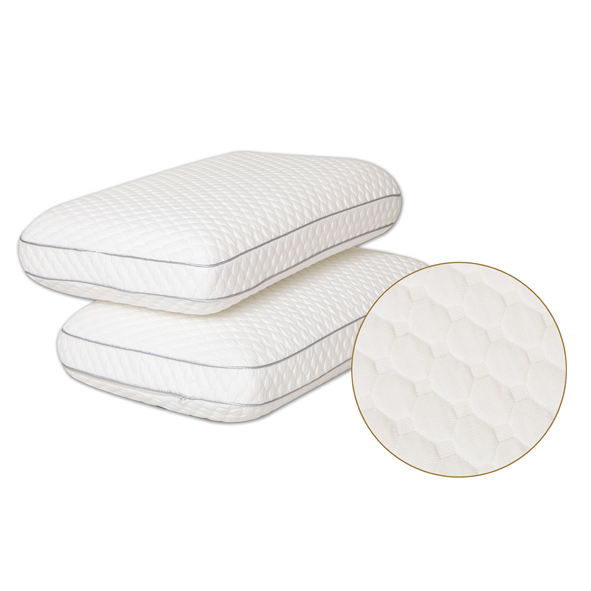 Dasein Memory Foam Bed Pillow