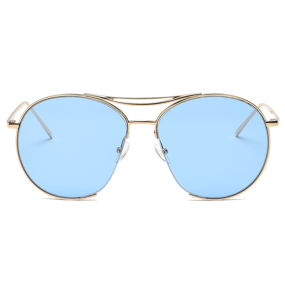 Trendy Aviator Style Sunglasses